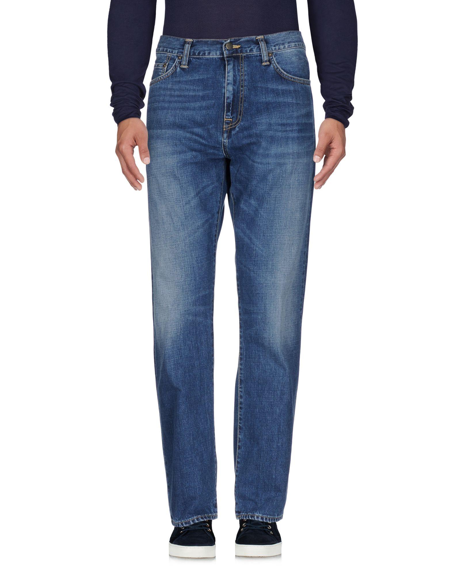 Pantaloni - Jeans Carhartt Uomo - Pantaloni 42605286OC 289219