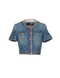 pretty nice 5a5e2 56a66 Giubbotti Jeans Maniche Corte Donna Collezione Primavera ...