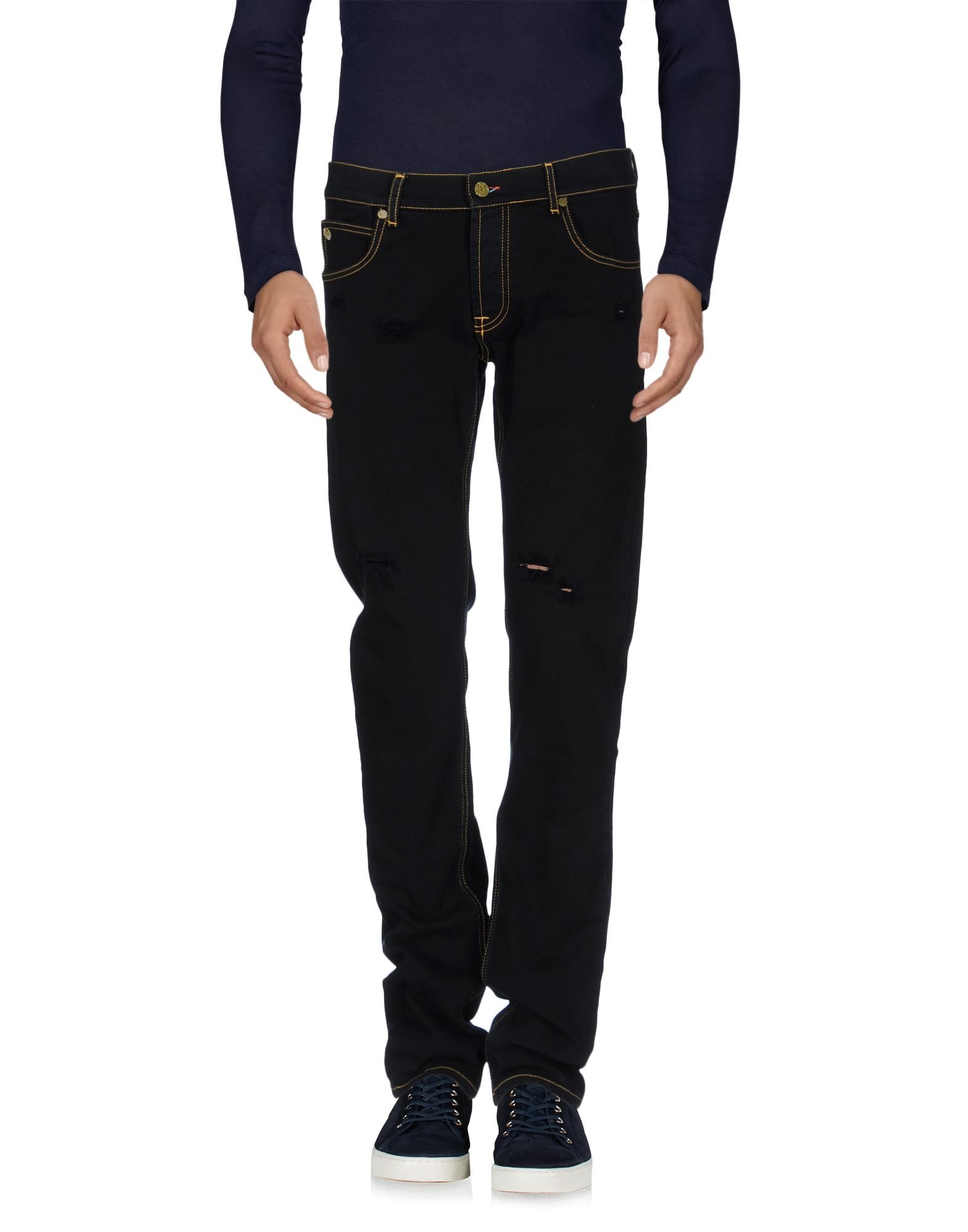 Pantaloni Jeans Maison Clochard Uomo - Acquista online su
