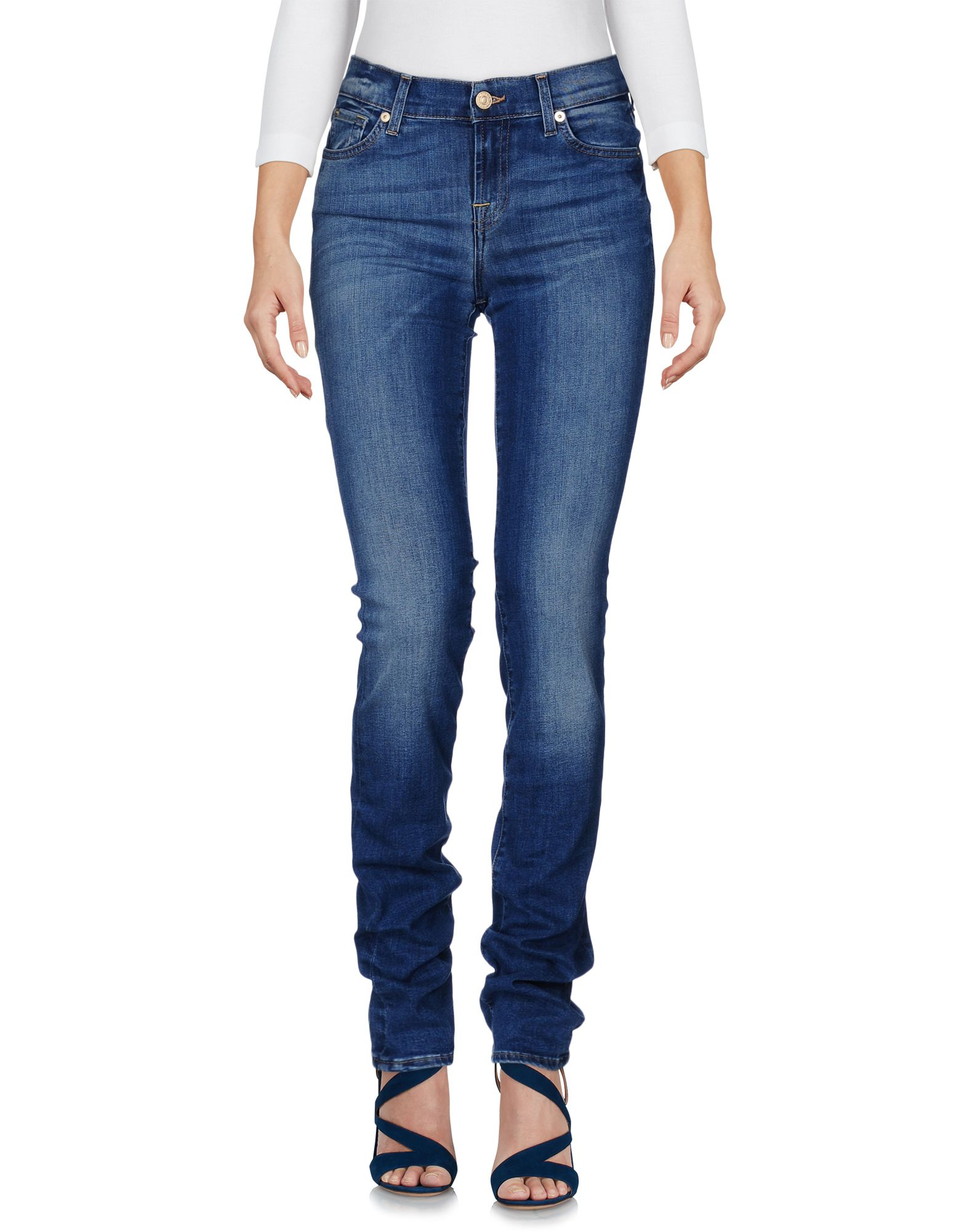Pantaloni Jeans 7 For All Mankind damen - 42606847SG