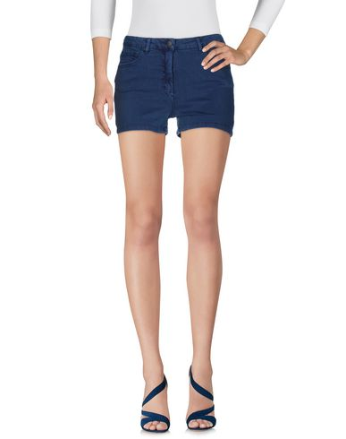 AMERICAN VINTAGE Denim Shorts in Dark Blue