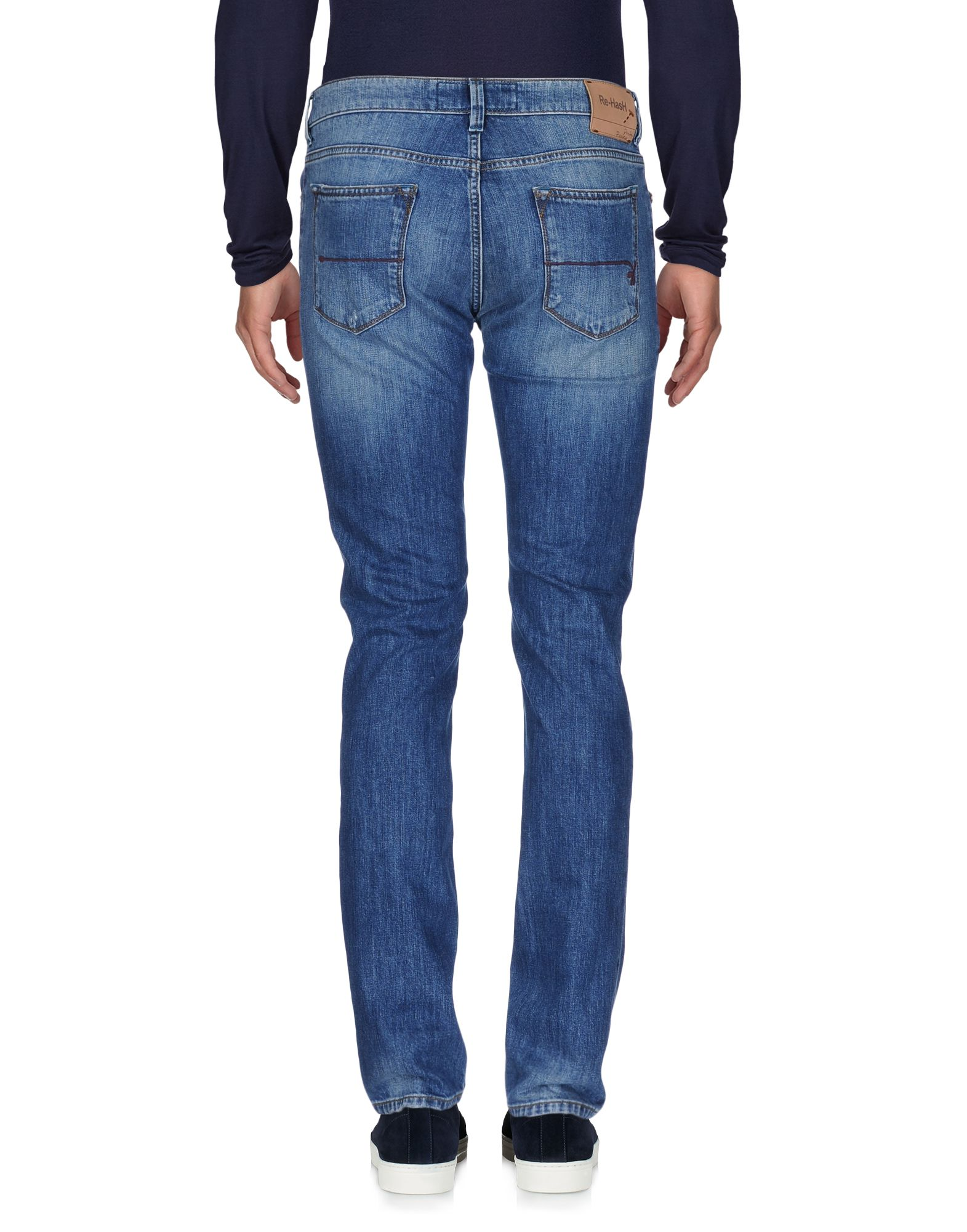 Pantaloni Jeans Re-Hash - Uomo - Re-Hash 42607229RF 186280