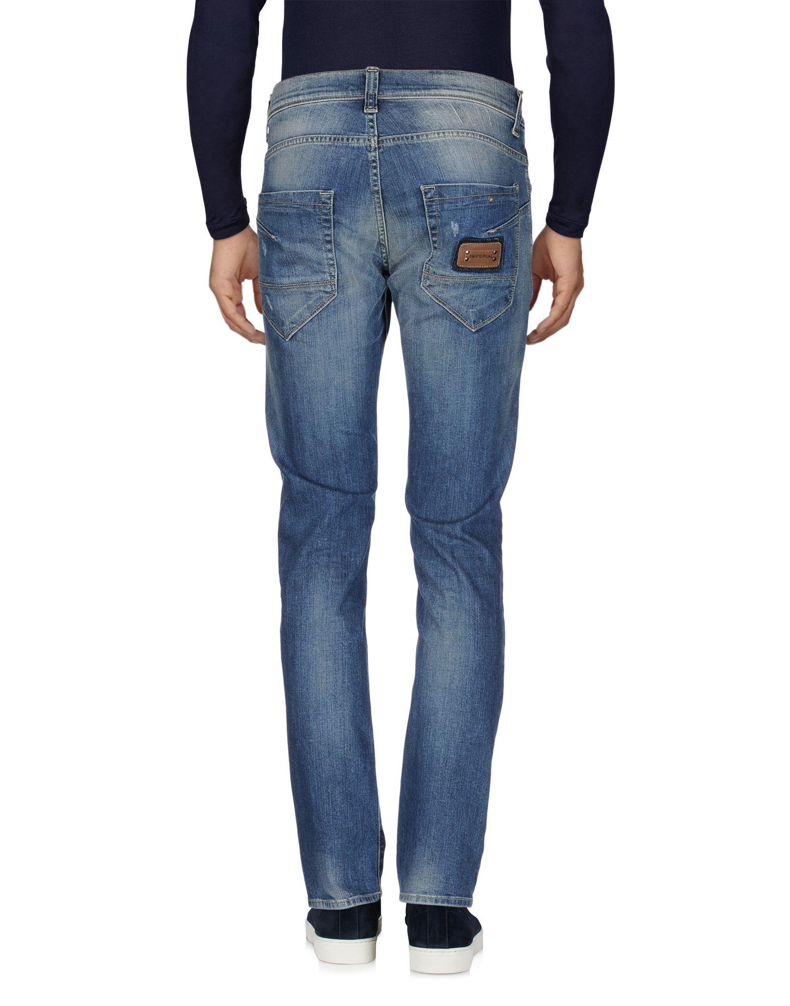 Pantaloni Jeans Imperial Uomo Uomo Uomo - 42607728XI 561096