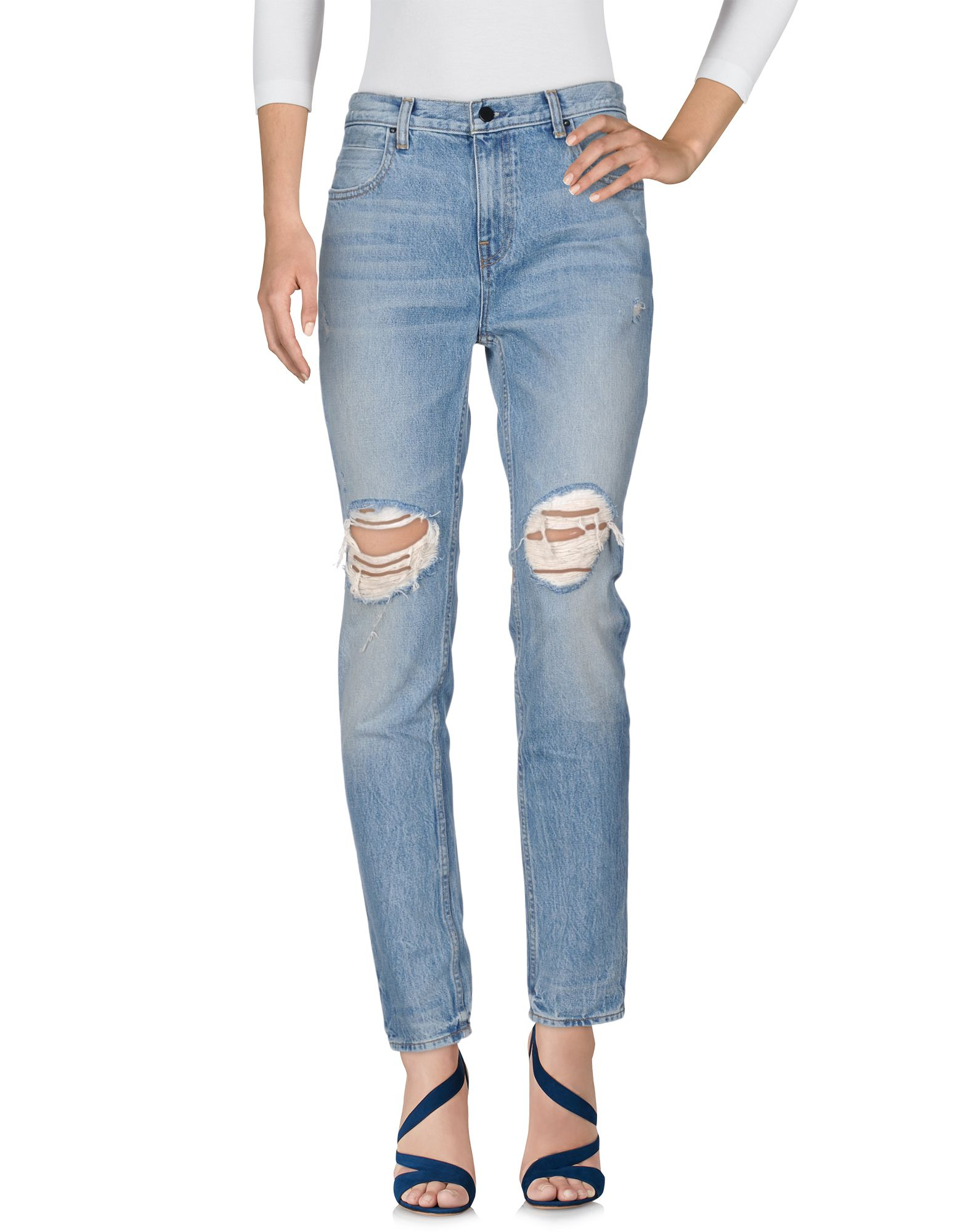 Pantaloni Jeans Alexander Wang Donna - Acquista online su mMEs40N7