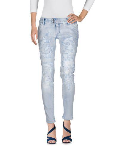 envío gratis ac8ff accdf MET Pantalones vaqueros - Vaqueros y Denim | YOOX.COM