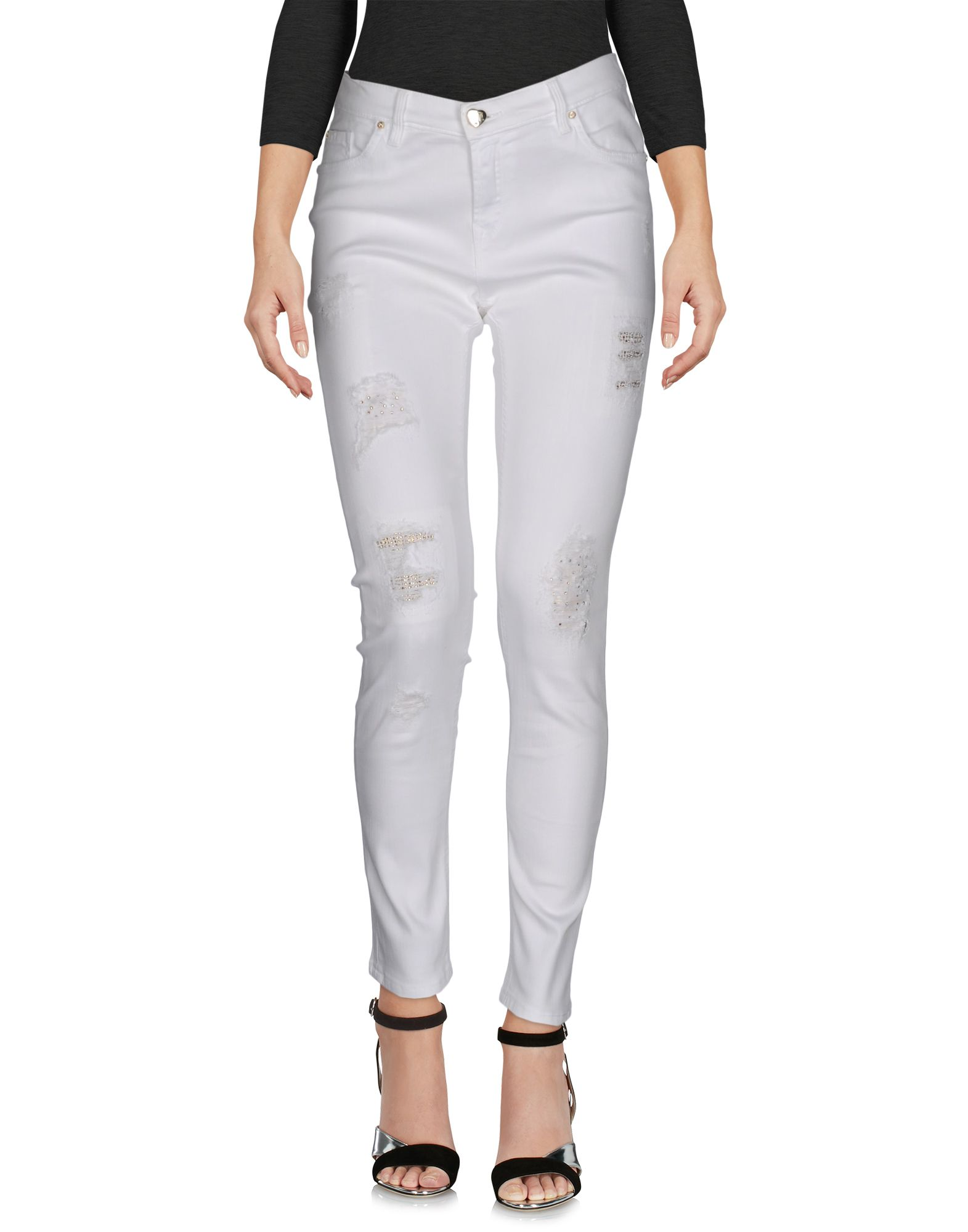 Pantaloni Jeans Vdp Collection Donna - Acquista online su 7xSLUp5Y