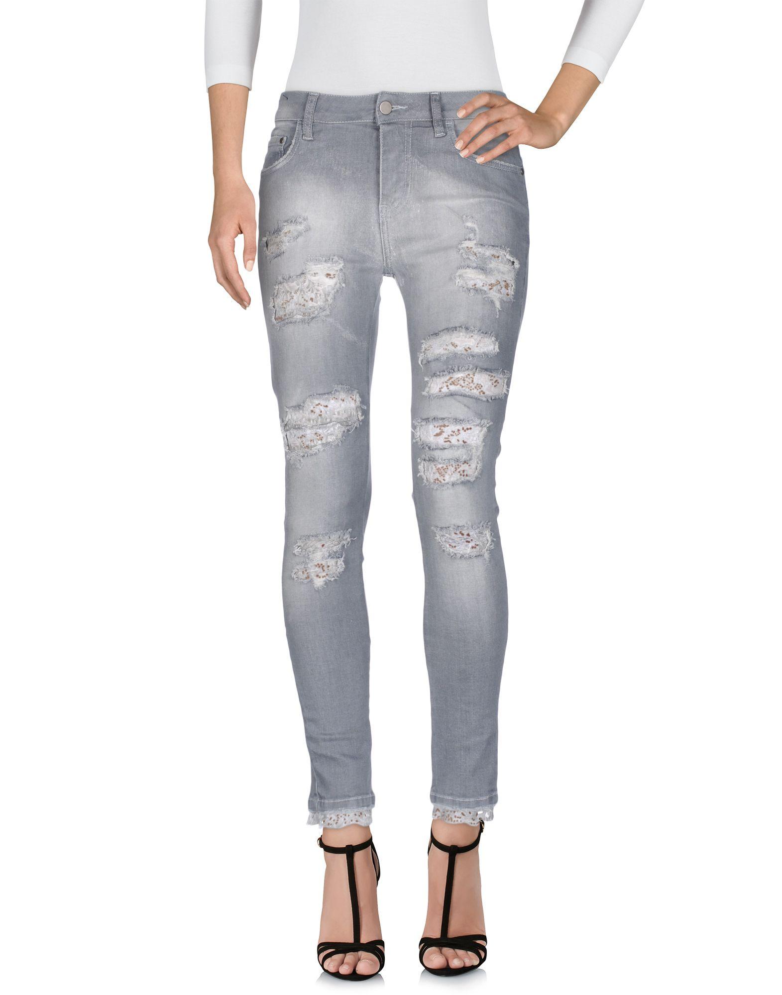 Pantaloni Jeans Carolina Wyser damen - 42613711JR