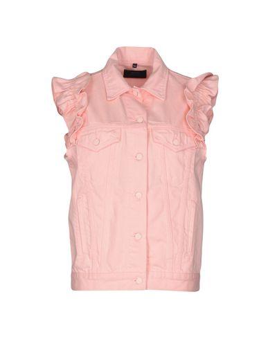 SIMONE ROCHA X J BRAND Denim Jacket in Light Pink