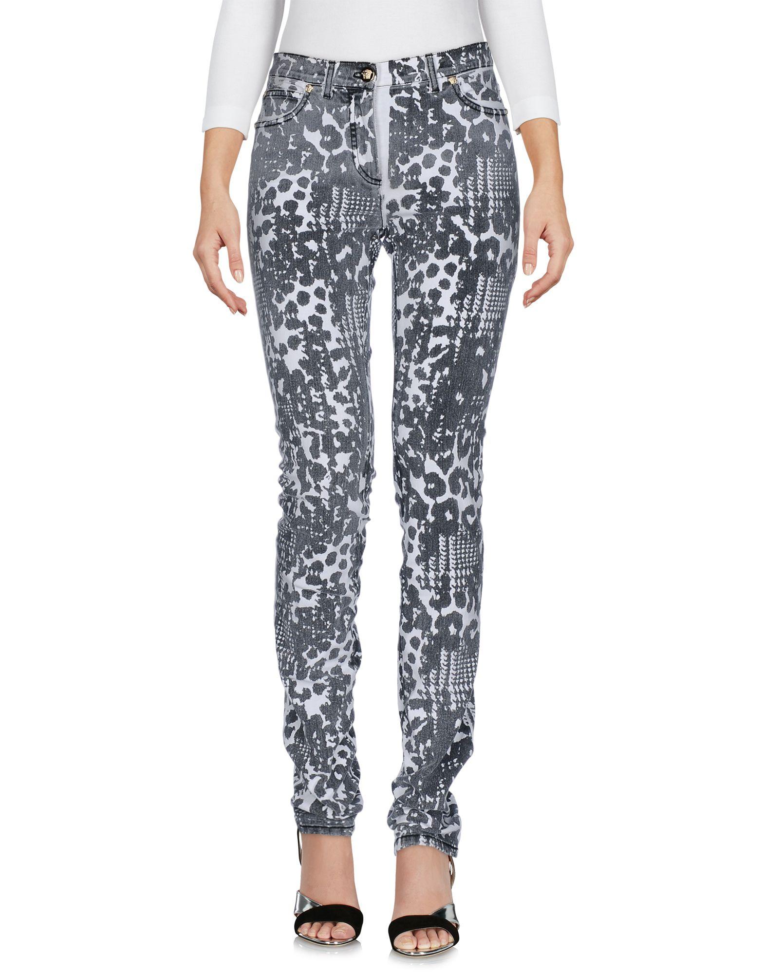 Pantaloni Jeans Versace Donna - Acquista online su h78Yg