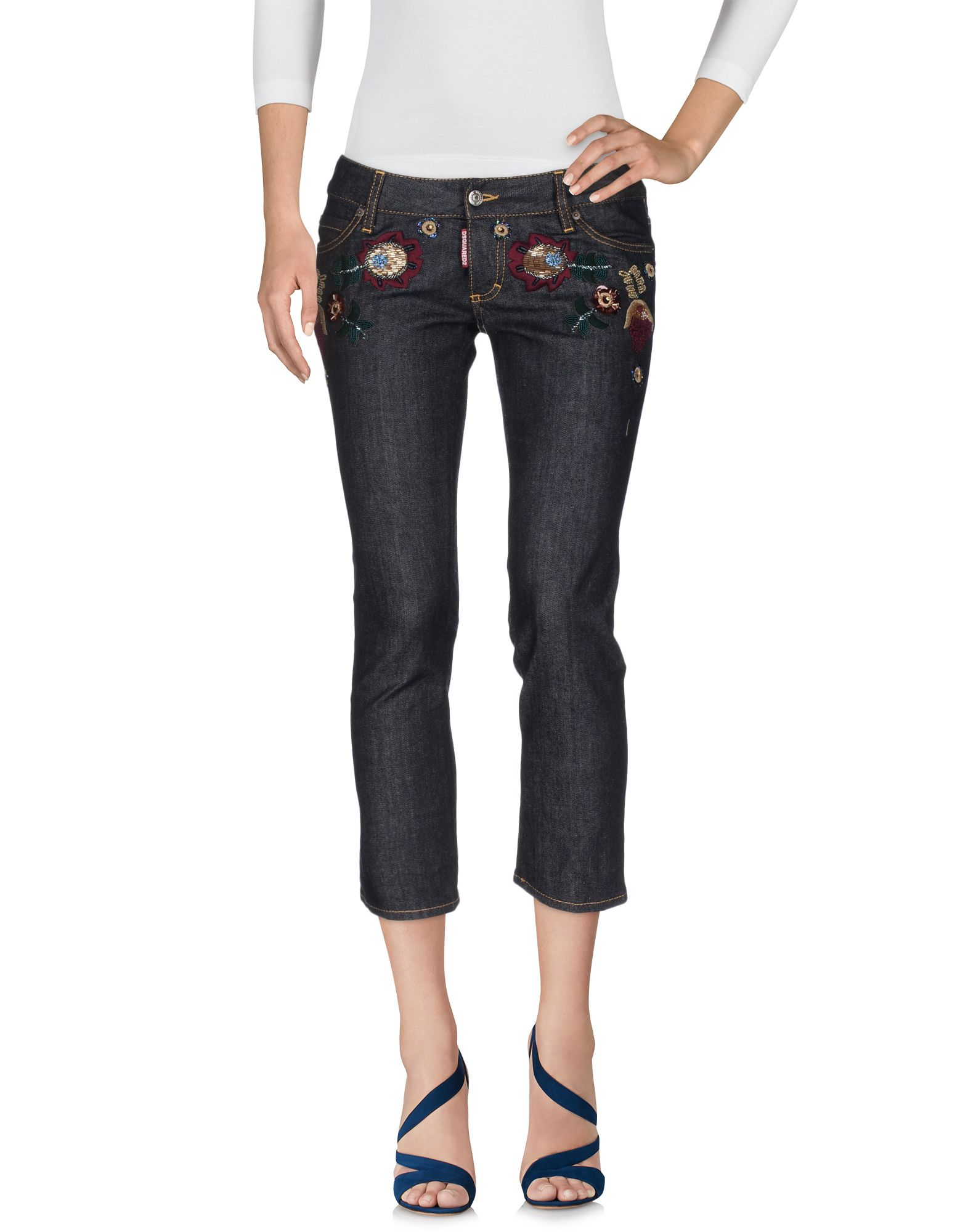 Pantaloni Jeans Dsquarosso2 Dsquarosso2 donna - 42615976CQ