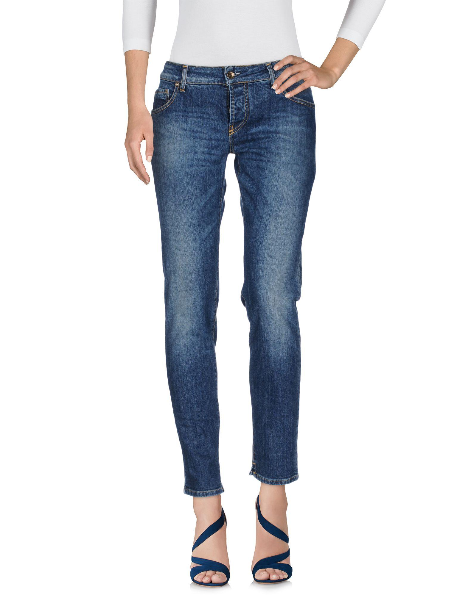 Pantaloni Jeans Maison Clochard damen - 42616344IC