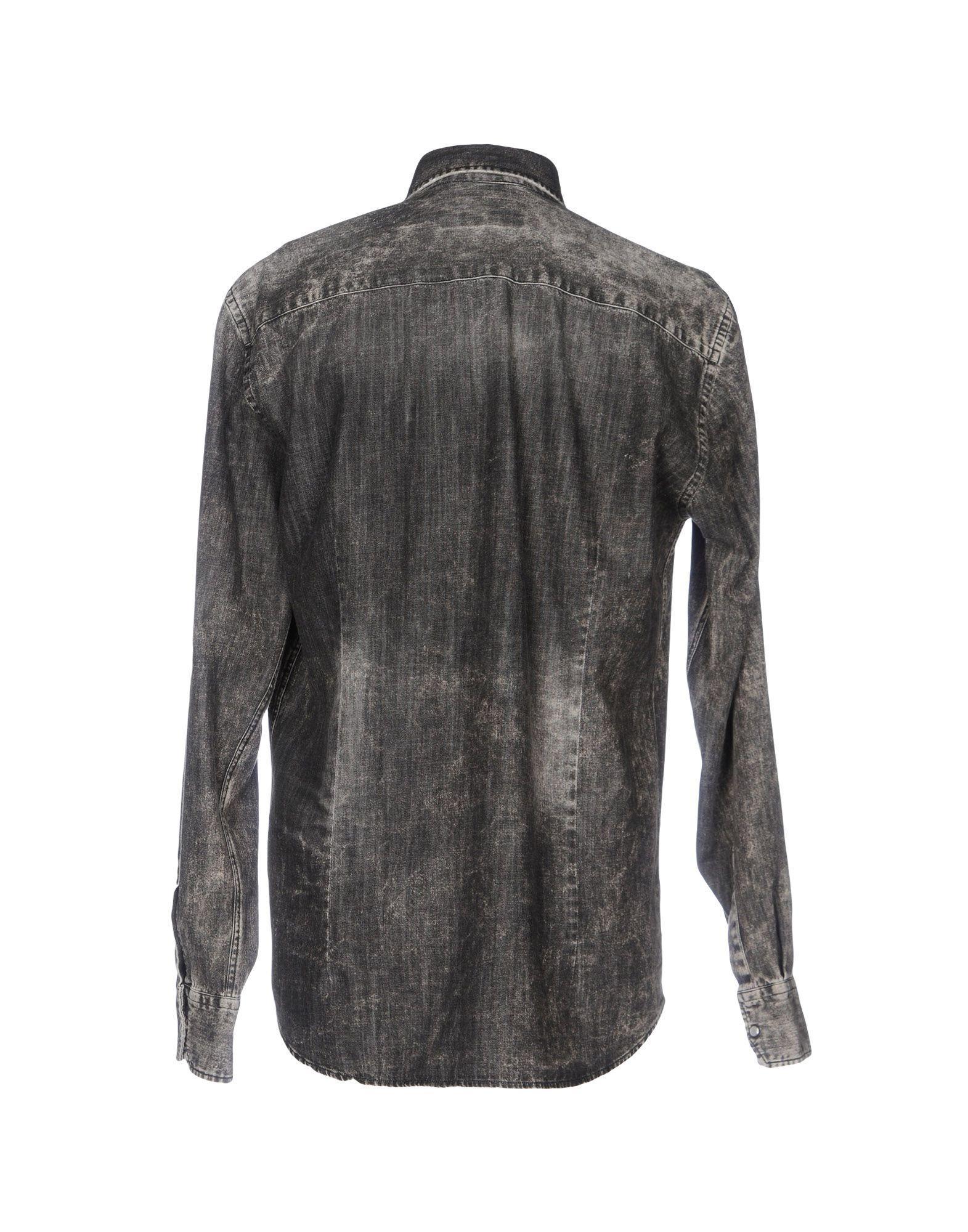 Camicia Jeans Liu  Jo - Man Uomo - Jo 42617633CH d988ac