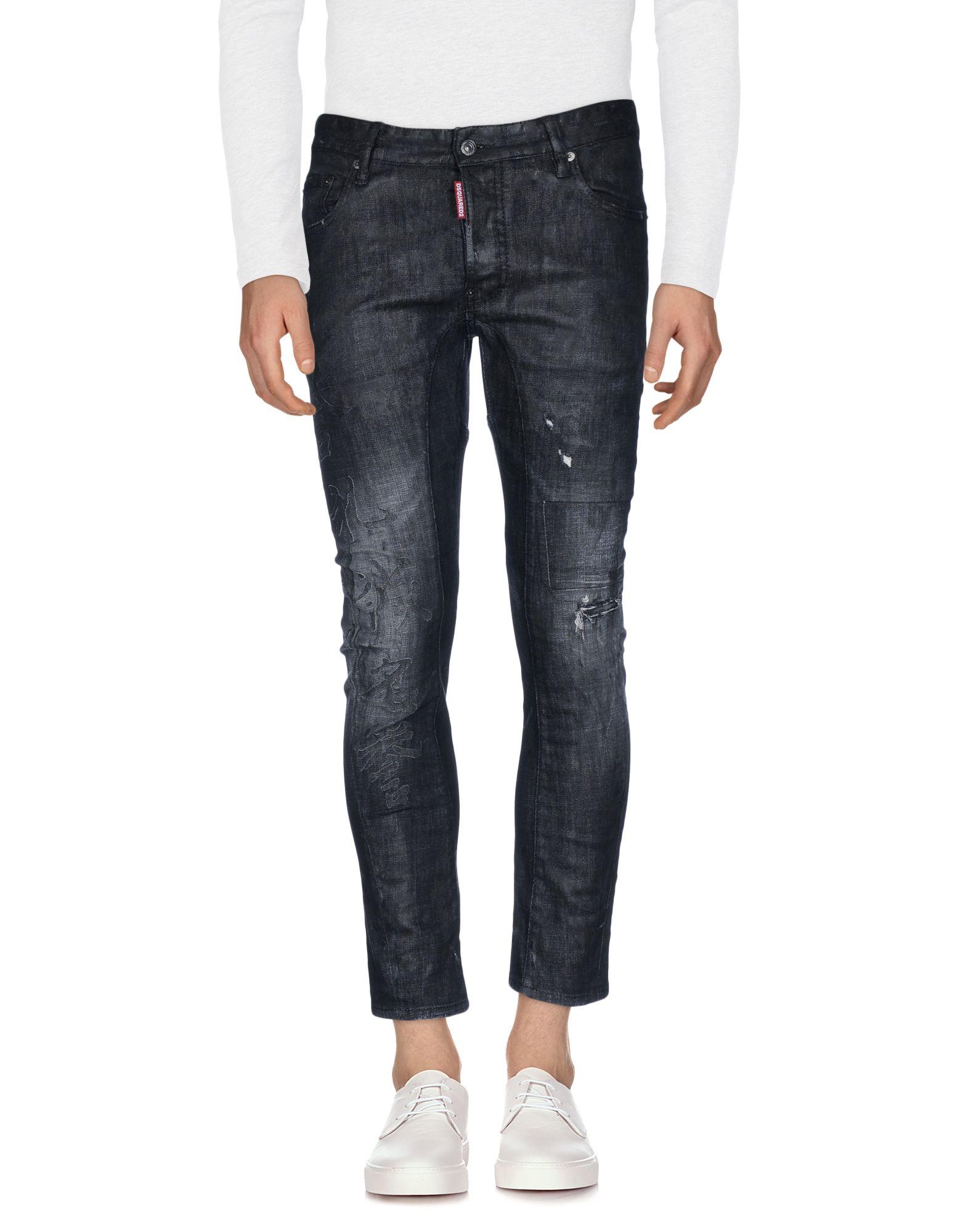 Pantaloni Jeans Dsquarot2 herren - 42618126AR