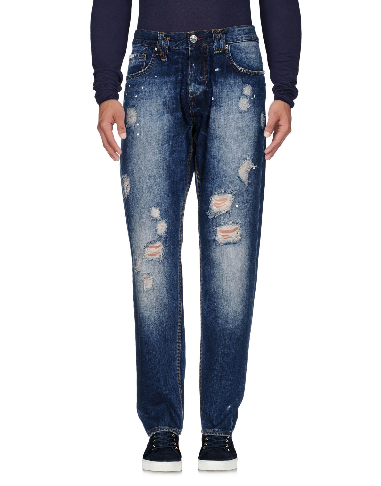 Pantaloni Jeans Les Éclaires herren - 42621413MF