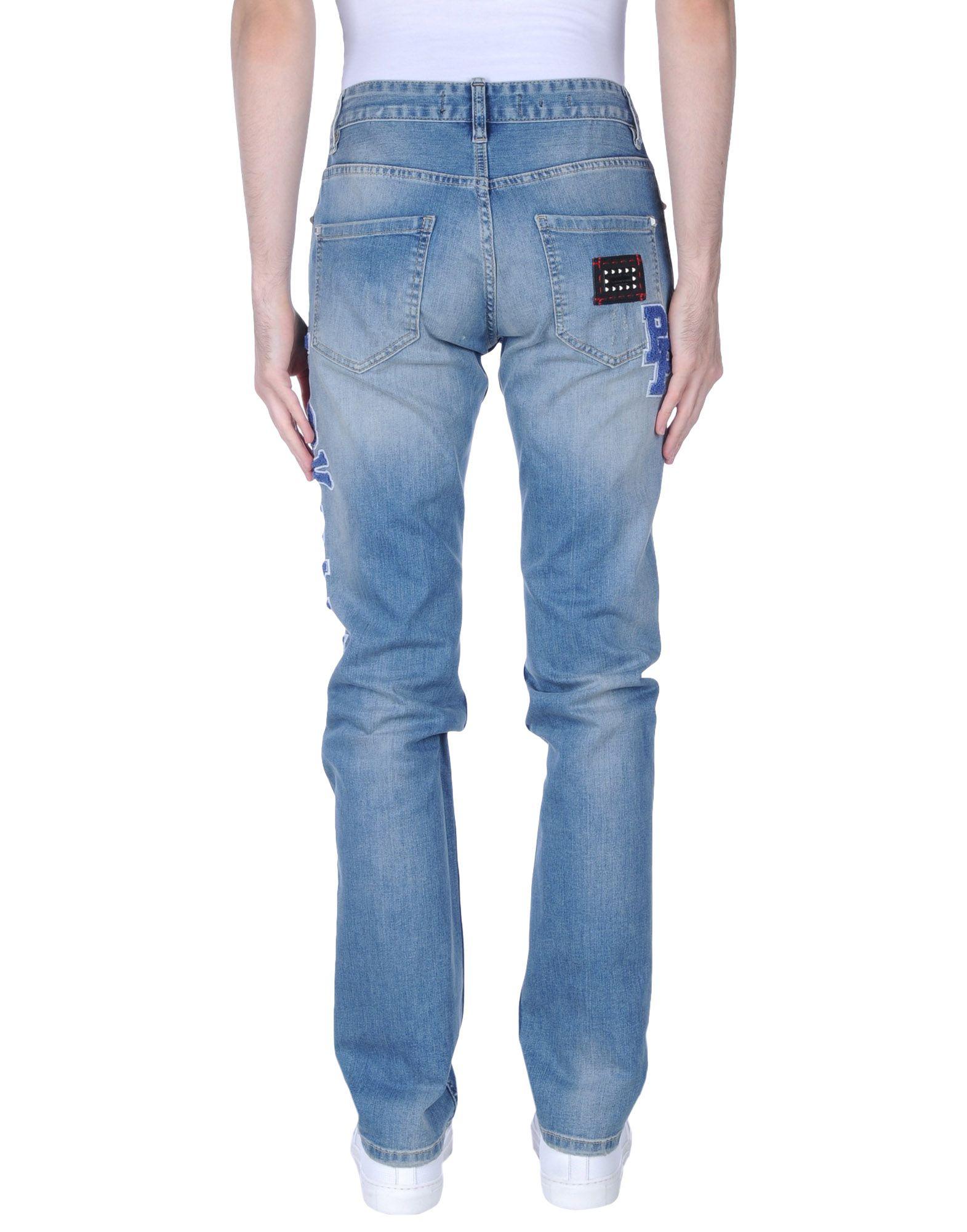 Pantaloni Jeans Philipp Plein Uomo - - Uomo 42621794GP 3578a8