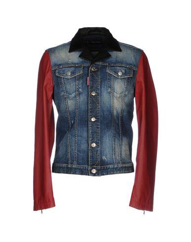 YOOX su 42622131OU Jeans Giubbotto Dsquared2 Acquista Uomo online xYSnPp7X 27725a798516