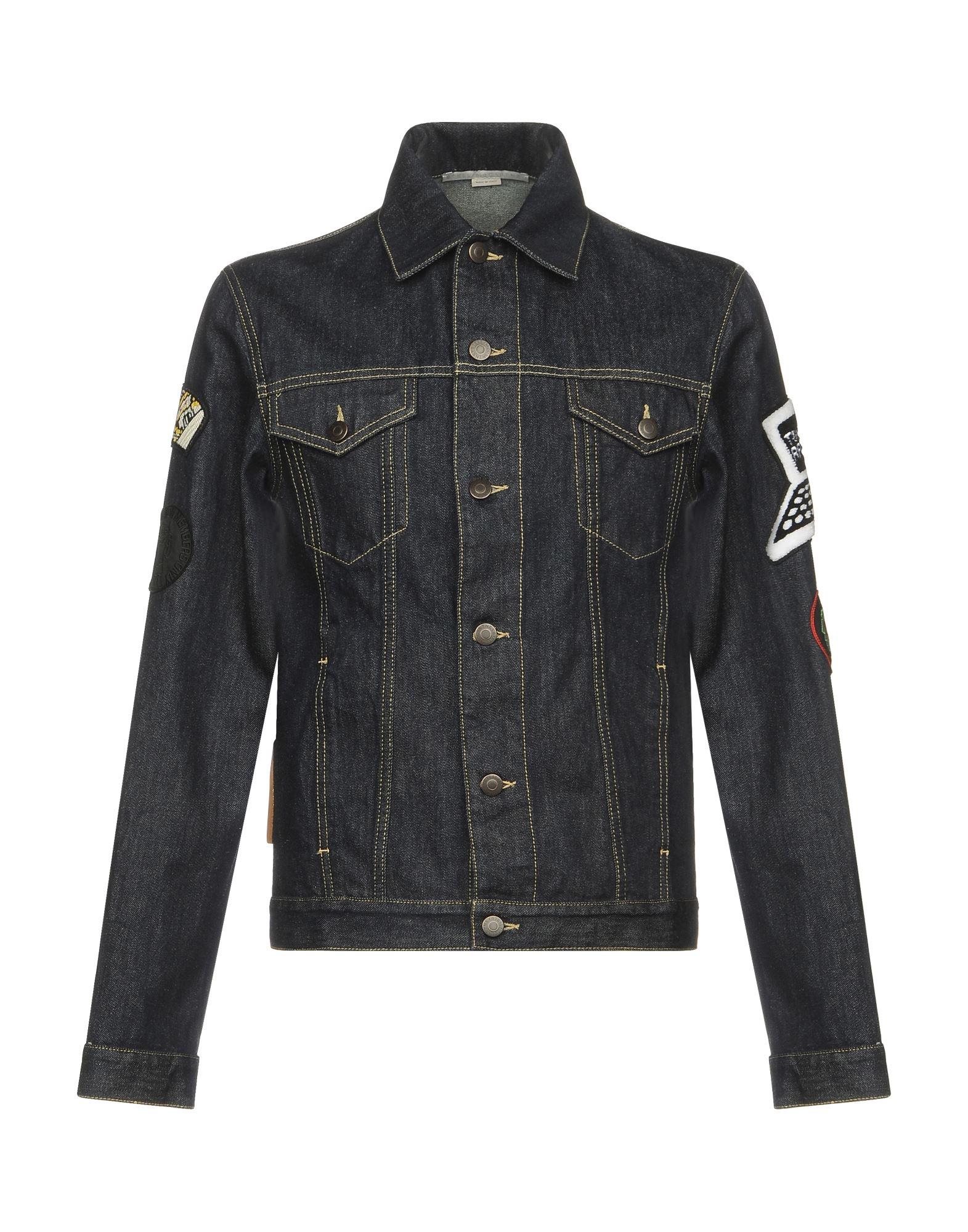 Giubbotto Jeans Stella Mccartney Uomo - Acquista online su