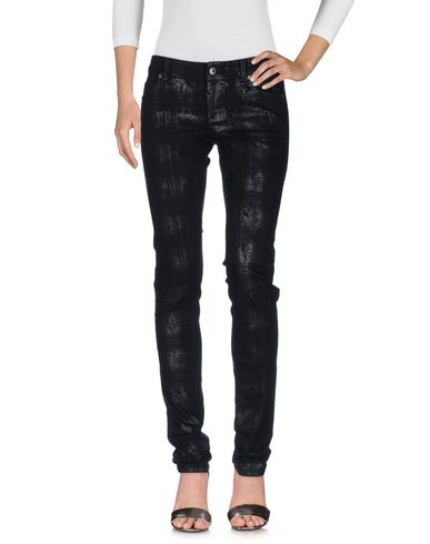 ERMANNO DI ERMANNO SCERVINO - Denim trousers