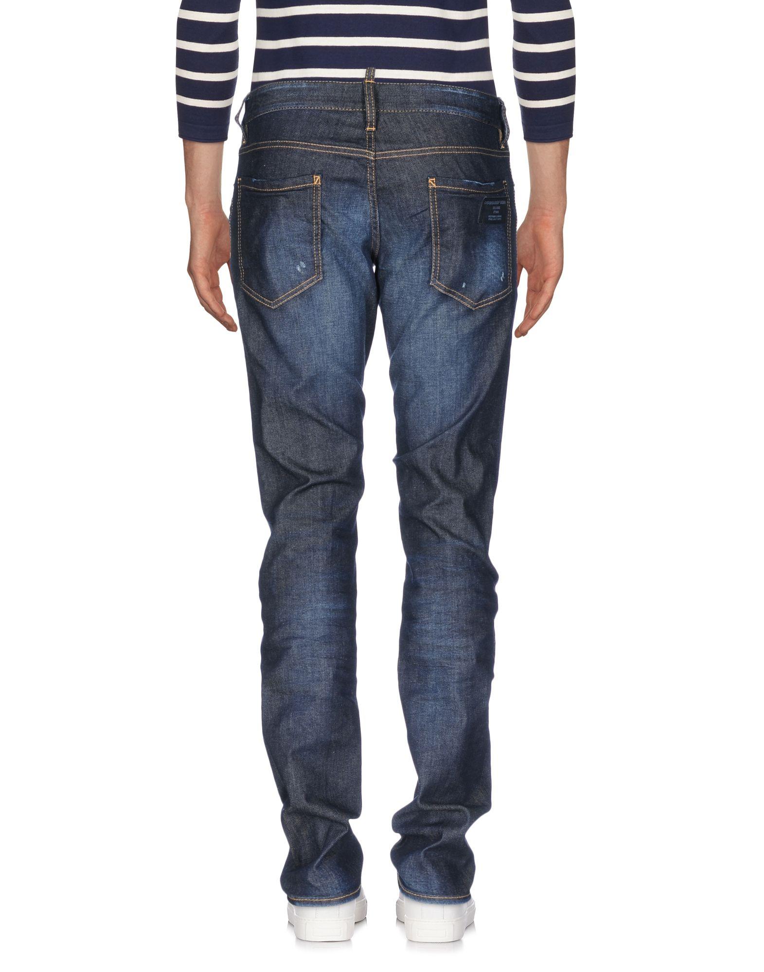 Pantaloni 42623176VS Jeans Dsquarosso2 Uomo - 42623176VS Pantaloni 5c0c96