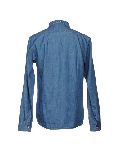 klaring bilder utløp nye ankomst Individuell Denim Shirt salg mange typer rekkefølge t3ZqlDV
