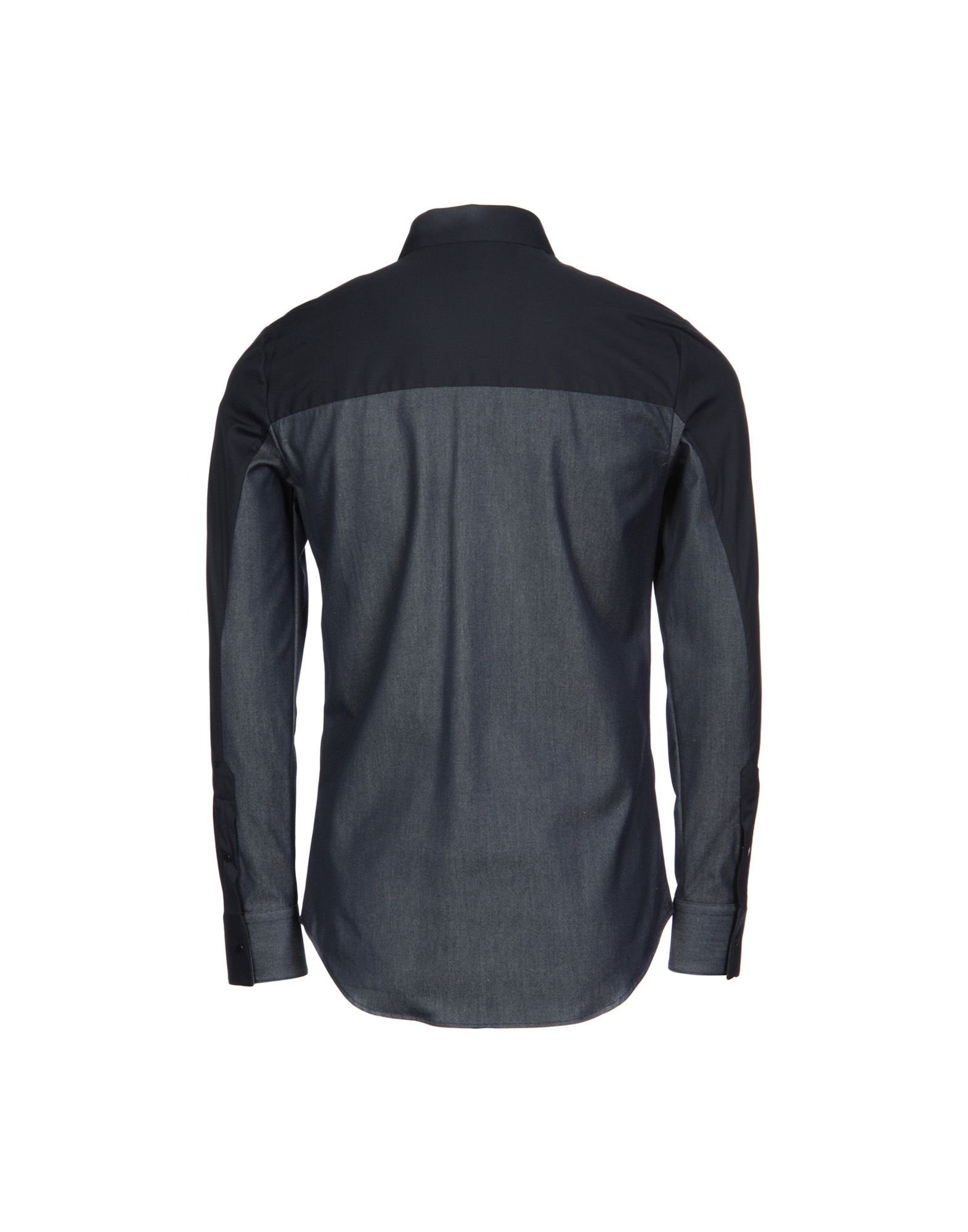Camicia Jeans Emporio Armani - Uomo - Armani 42623530KS e36d7f