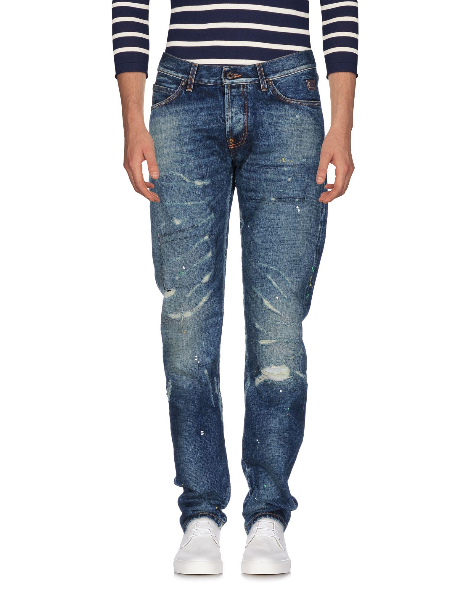 Pantaloni Jeans Roÿ Rogers Rugged Uomo - Acquista online su