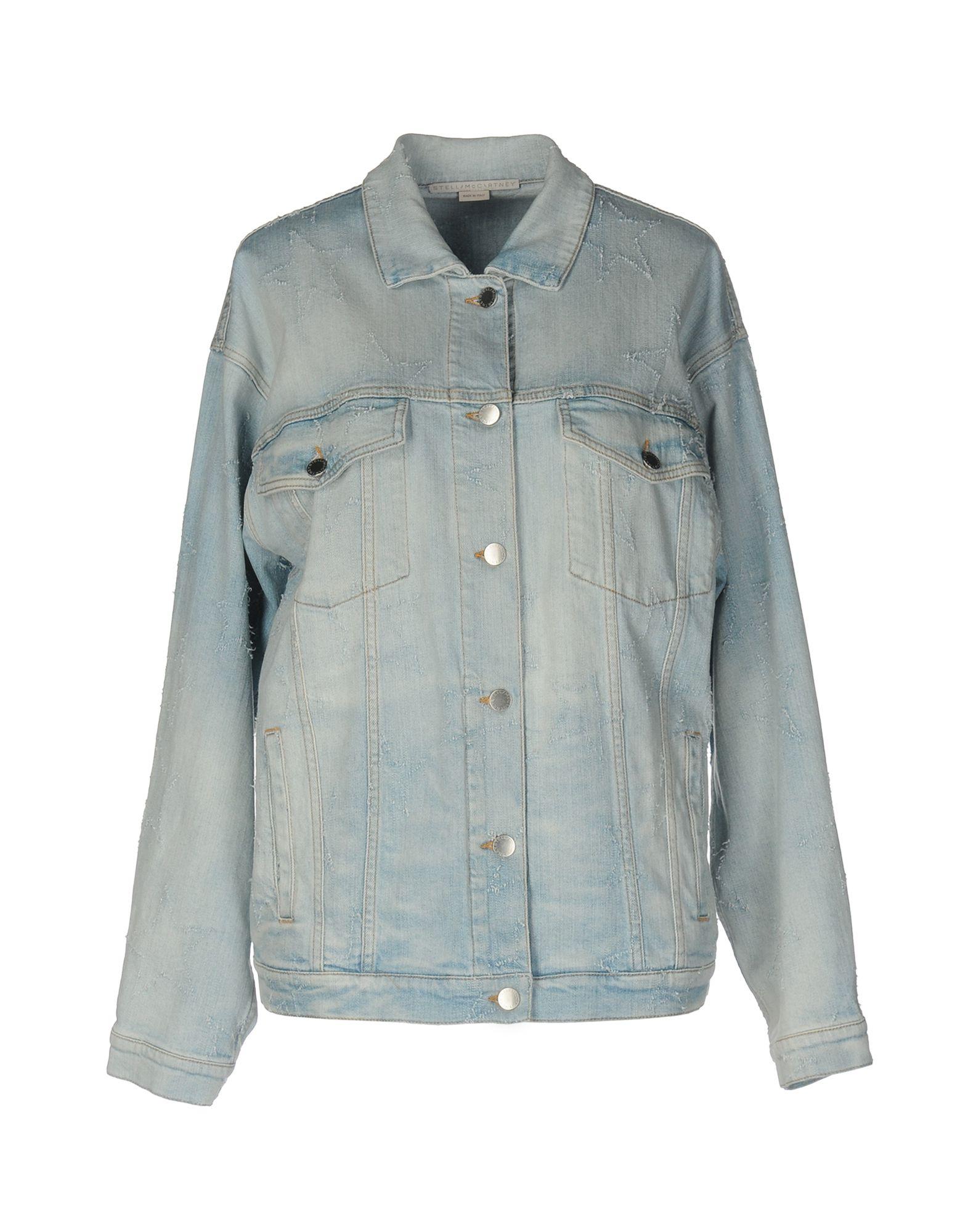 SOLD OUT Giubbotto Jeans Stella Mccartney Donna - Acquista online su rCHuFz