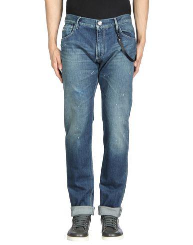 4b5c5f82f95b6 Pantalon En Jean Emporio Armani Homme - Pantalons En Jean Emporio ...