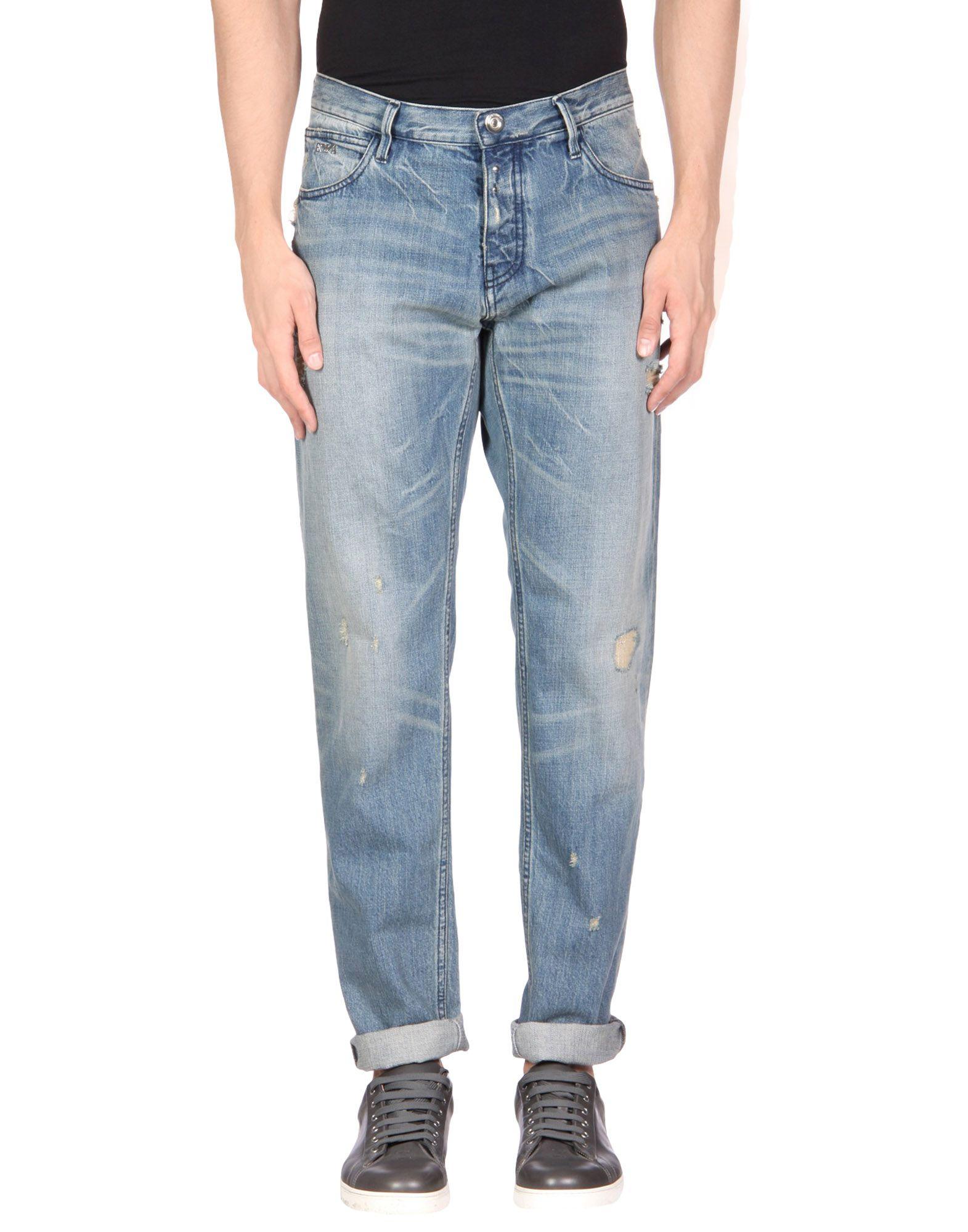 Pantaloni Jeans Emporio Armani Uomo - Acquista online su