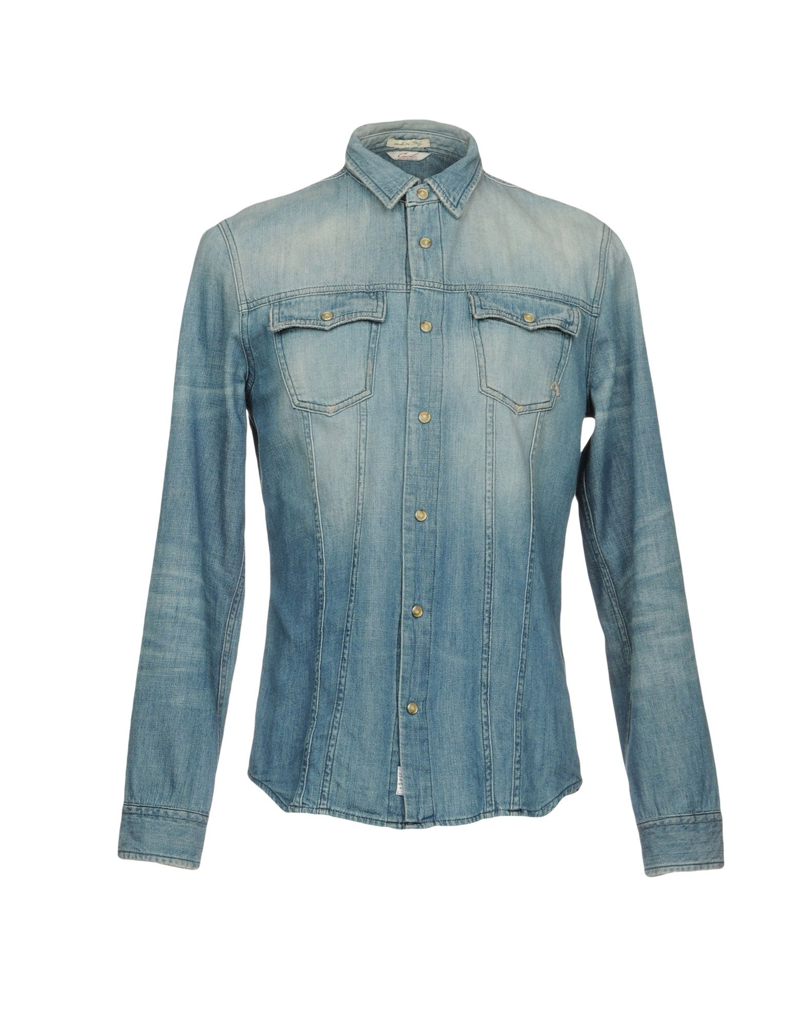 Camicia Jeans 42624139TL Cycle Uomo - 42624139TL Jeans a90392