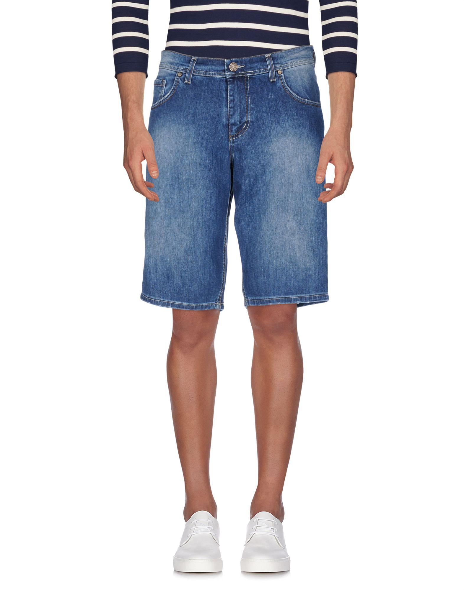 Shorts Jeans Eroti Del Duca herren - 42624246KS