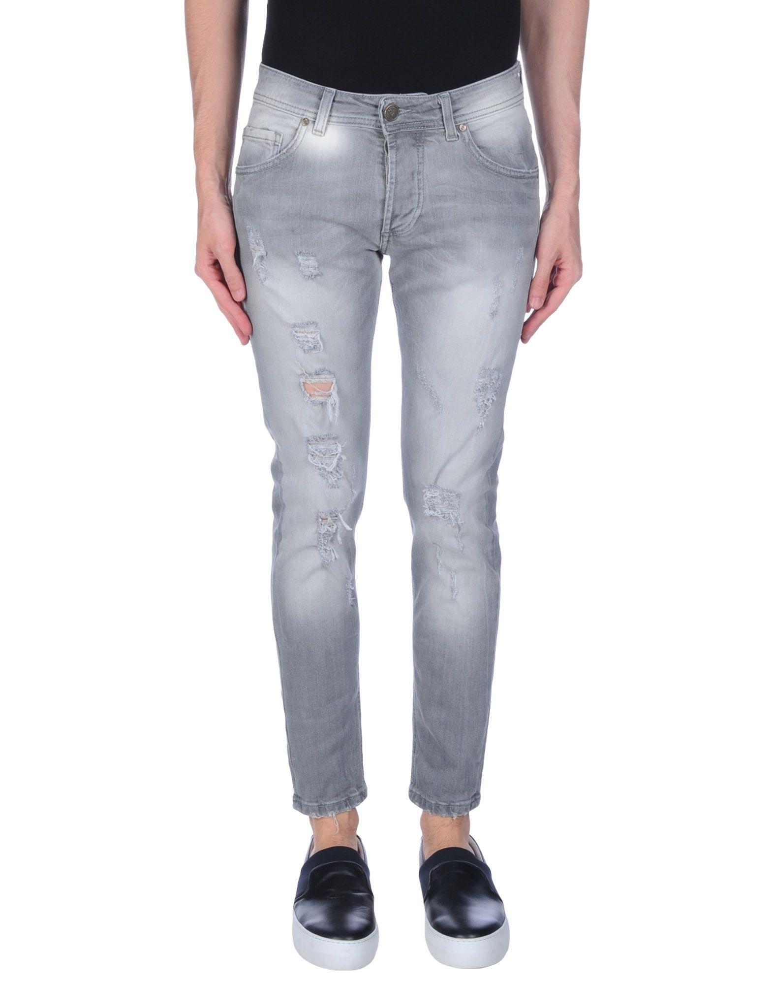 Pantaloni Jeans Erossoi Del Duca Uomo - - - 42625005MV ea665b