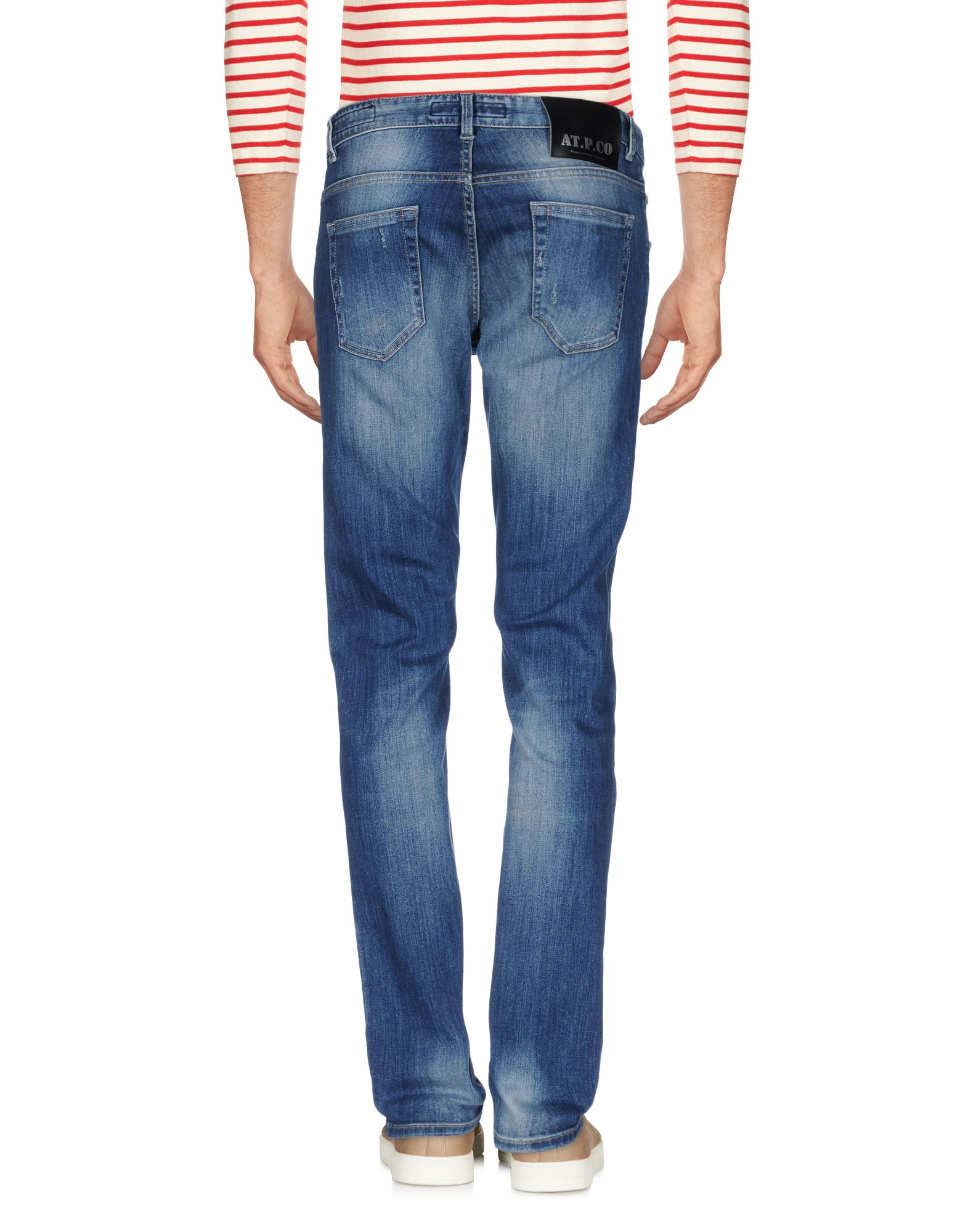 Pantaloni Jeans At.P.Co At.P.Co Jeans Uomo - 42625022PX b05b8c