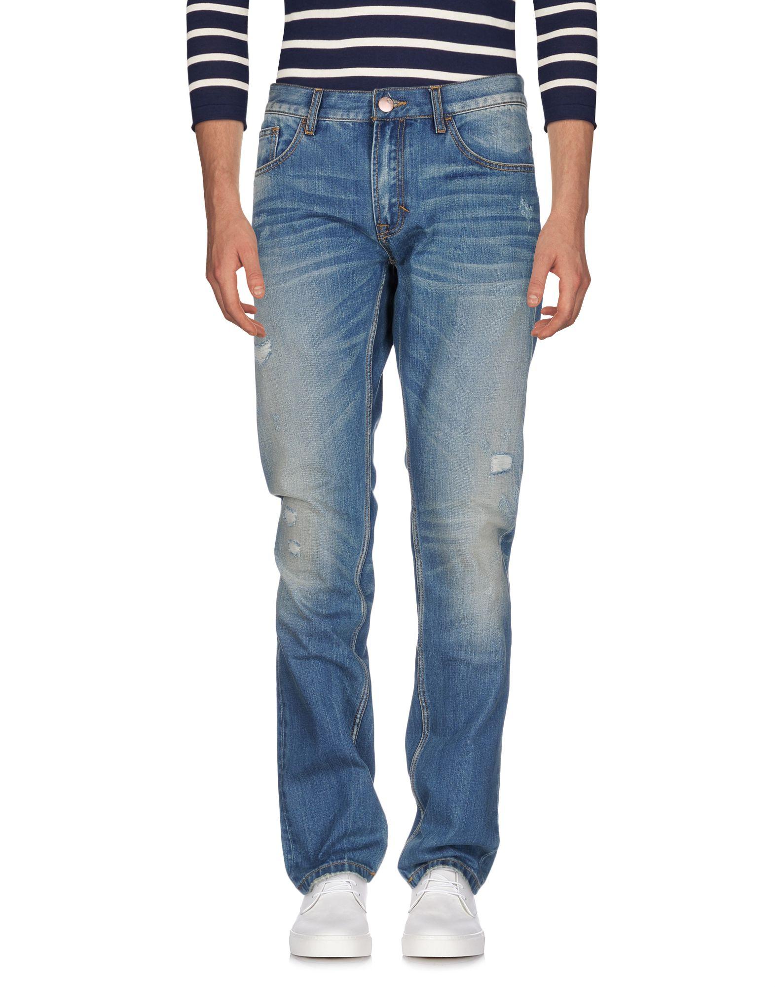 Pantaloni Jeans Jeans Pantaloni Sun 68 Uomo - 42625116HW 890608