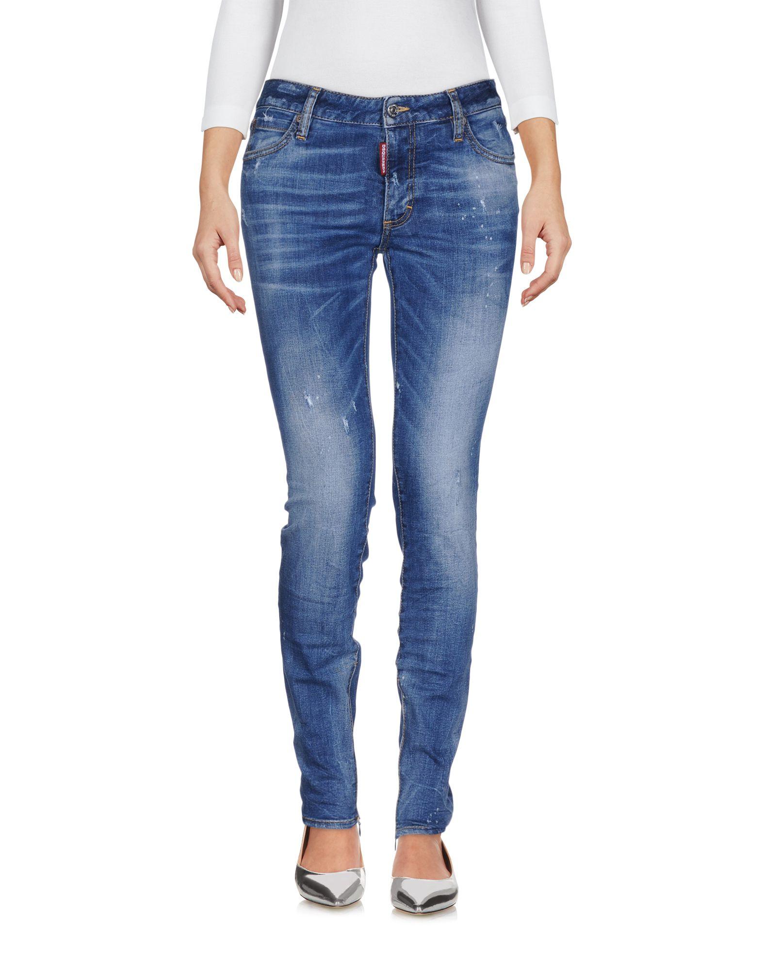 Pantaloni Jeans Dsquarot2 damen - 42625417CS