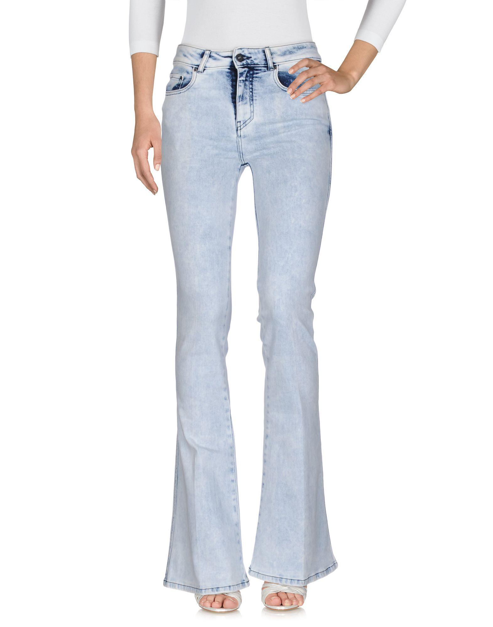 Pantaloni Jeans Fap Filles A Papa Donna - Acquista online su