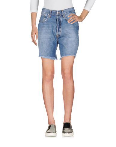 (+) PEOPLE Shorts vaqueros