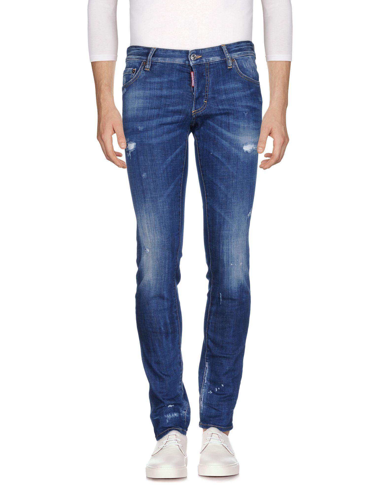 Pantaloni Jeans Uomo Dsquarosso2 Uomo Jeans - 42625625OH 6ed12c
