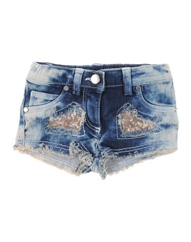 MICROBE by MISS GRANT - Shorts vaqueros