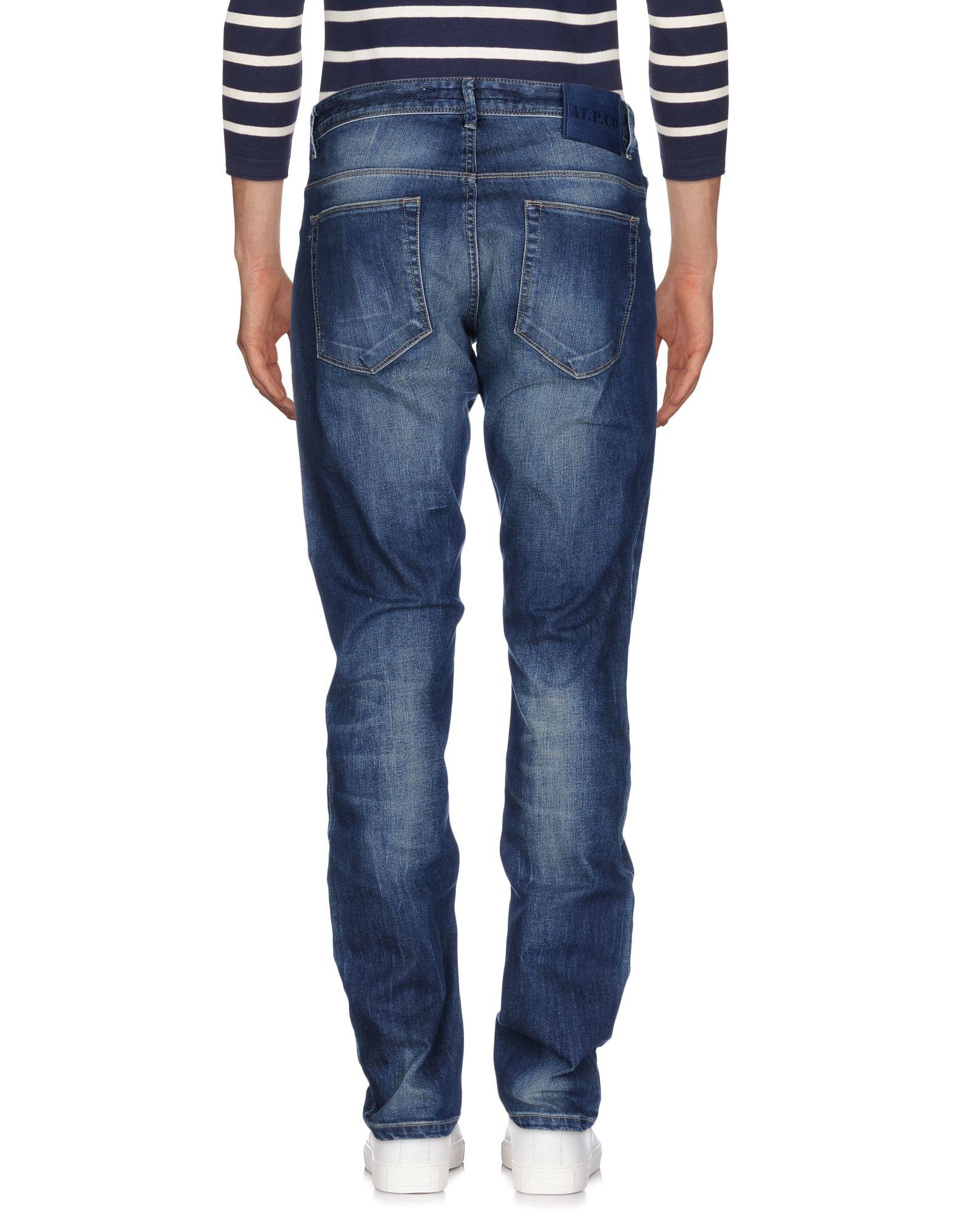 Pantaloni Jeans Uomo At.P.Co Uomo Jeans - 42626221TB 8b112b