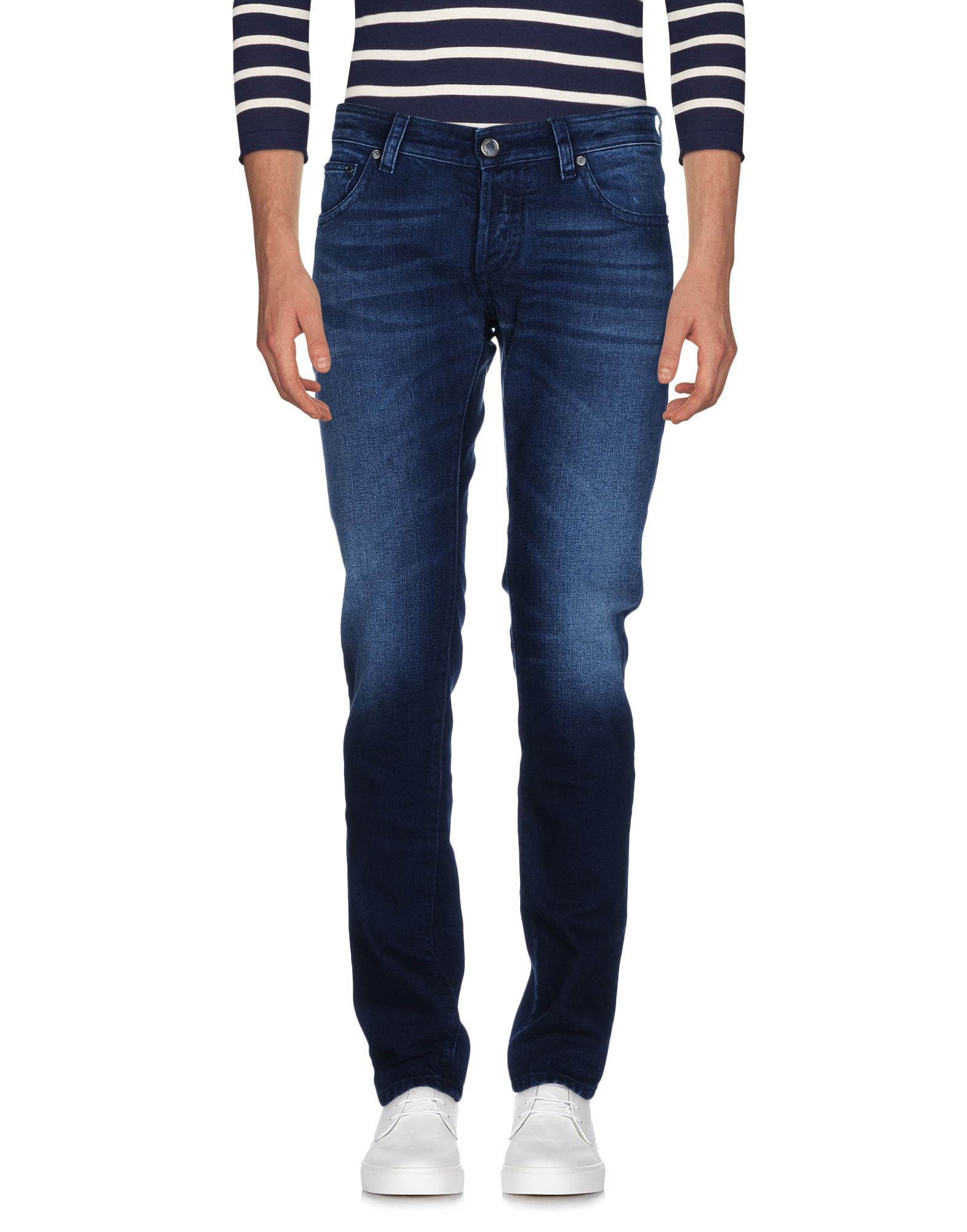 Pantaloni Moorer Jeans Moorer Pantaloni Uomo - 42626284VU 6432d8