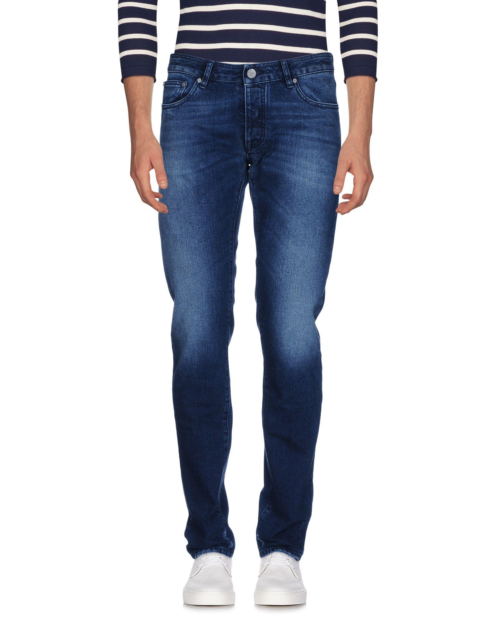 Pantaloni Jeans Moorer Uomo - Acquista online su