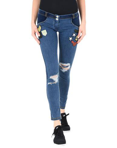 Freddy Evolusjon Wrup Tettsittende Jeans Bomull Stretch Pantalones Vaqueros rabatt pre-ordre rask levering online outlet nettbutikk Ju1IiiS