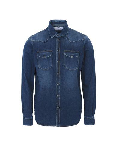 klaring lav pris svært billig pris Avdeling 5 Denim Shirt klaring fabrikkutsalg sCIPQw