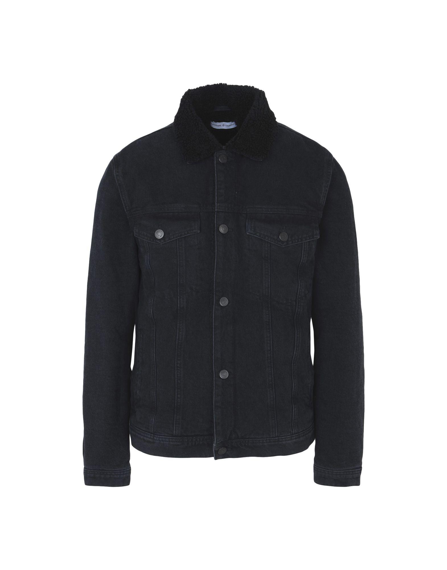Giubbotto Jeans Samsøe Φ Samsøe Laust Jacket 9340 - Uomo - Acquista online su