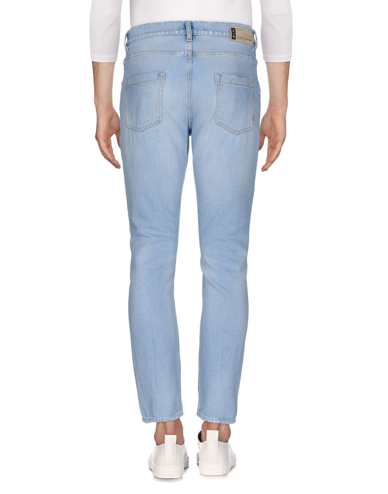 Pantaloni Jeans 2W2m Uomo 42627715EU - 42627715EU Uomo d34212