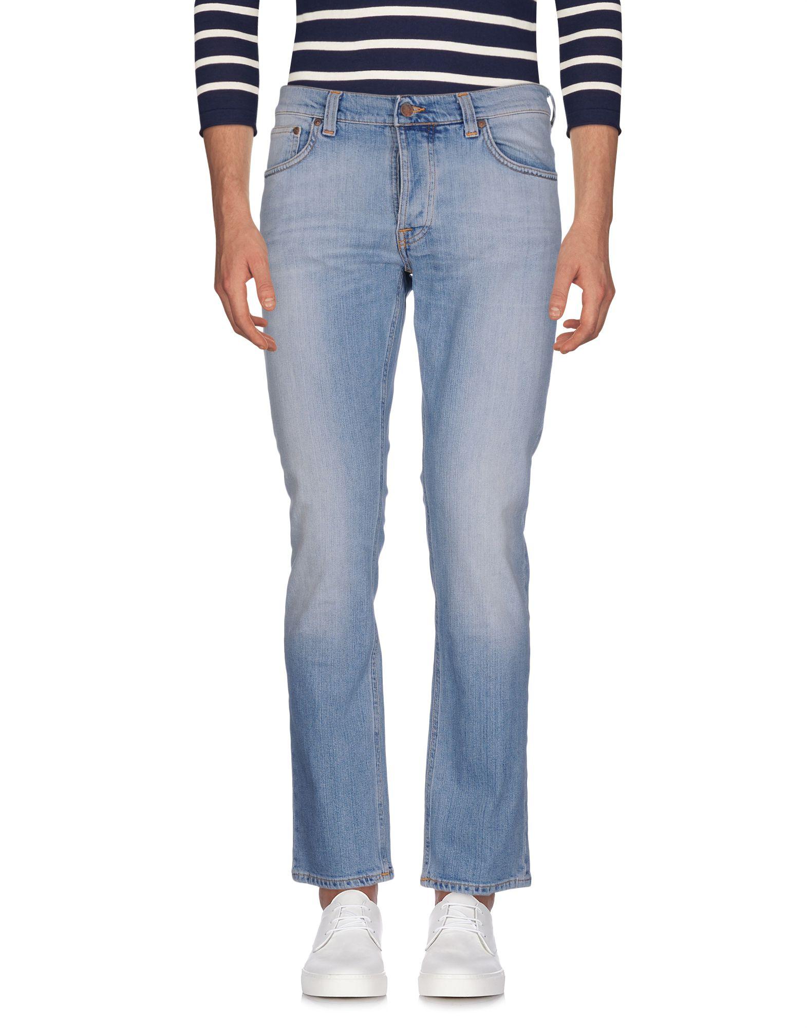 Pantaloni Jeans Nudie Jeans Co Uomo - 42627942DK