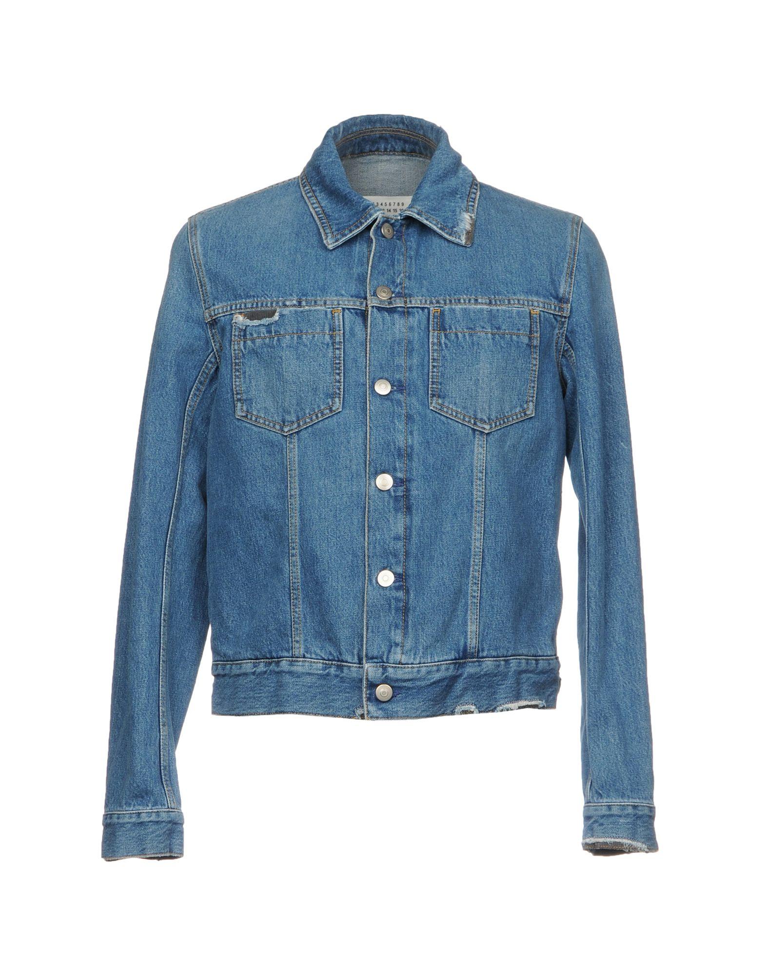 Giubbotto Jeans Maison Margiela Uomo - Acquista online su
