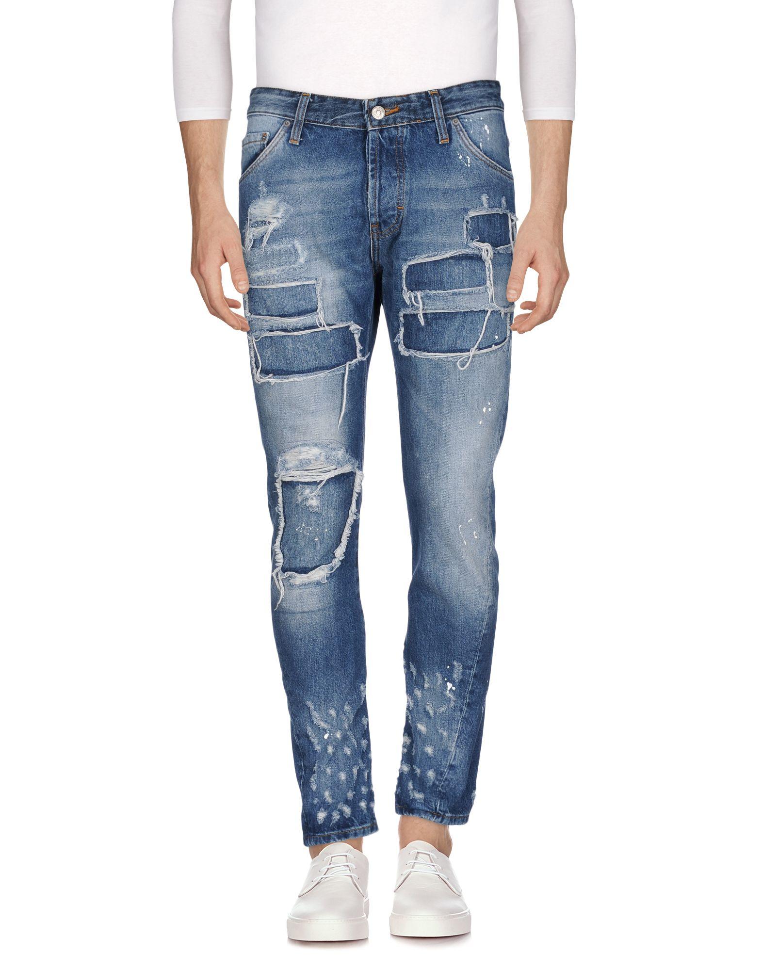 Pantaloni Jeans Takeshy Kurosawa Uomo - 42630372RM 42630372RM 42630372RM 046570