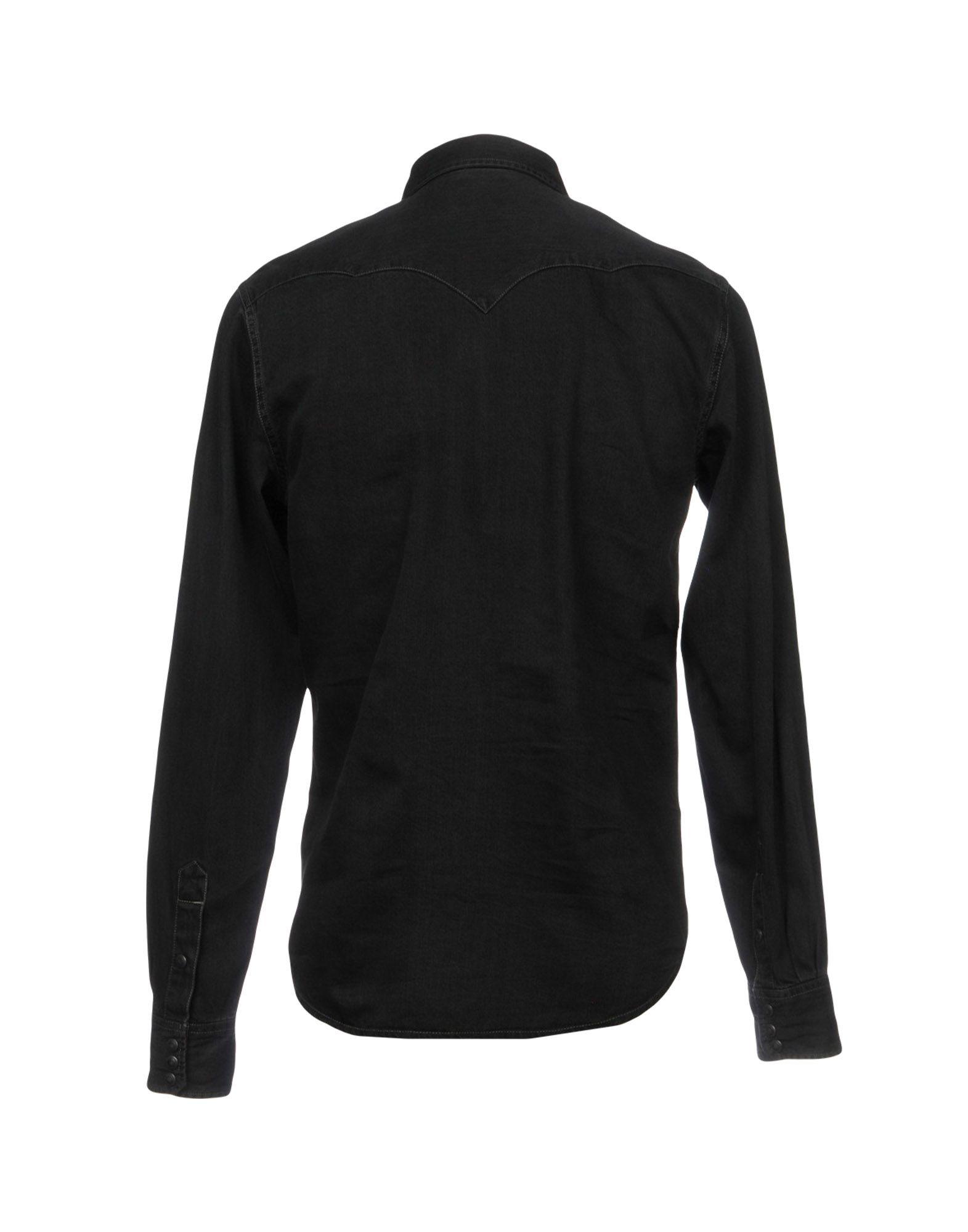 Camicia Jeans Wrangler Uomo 42630890EX - 42630890EX Uomo 7b376f
